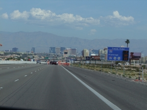 21AUG Approaching Las Vegas