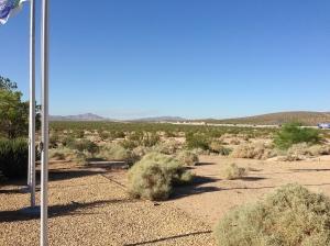 21AUG Barstow desert