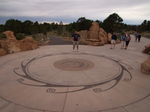 21AUG Grand Canyon Bretzel