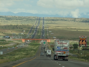 22AUG New Mexico I-40 E
