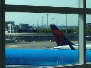 29AUG Manhattan vom Flughafen