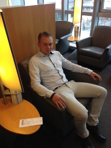 Sven Lounge FRA