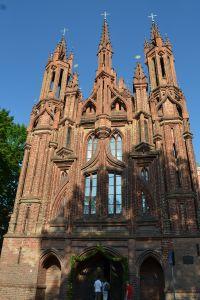 St anna church