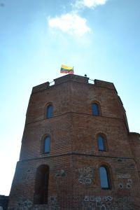 Vilnius view castle