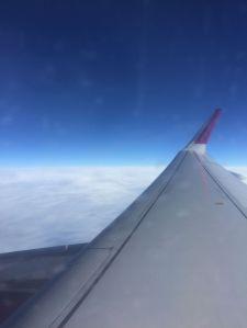 On flightlevel over Poland