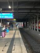 Abfahrt in Hamburg 1