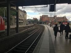 Abfahrt in Hamburg 2