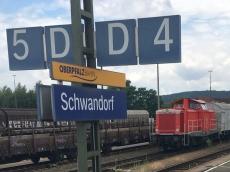 Fahrt 8 Schwandorf