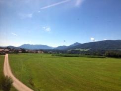 Muenchen Railjet nach Salzburg 5