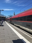 Muenchen Railjet nach Salzburg HBF 1