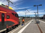 Muenchen Railjet nach Salzburg HBF 2