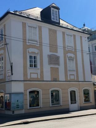 Salzburg Viaker 6 Dopplerhaus