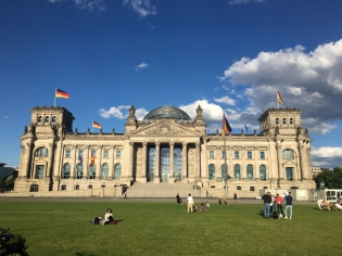 Spaziergang Reichstag 2