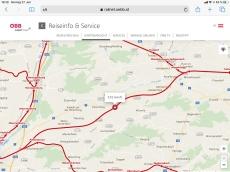 Wien Abfahrt Salzburg Geschwindigkeit
