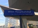 Wien Ankunft HBF 2