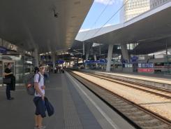 Abfahrt Wien 1