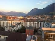 Am Morgen über Innsbruck 2