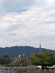 Am Morgen Zürich g Uetliberg