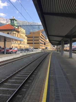 Bahnhof Innsbruck 1