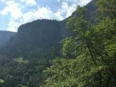 Fahrt Arlberg 4