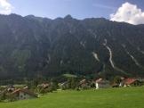Fahrt Arlberg 6