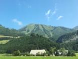 Fahrt Hohe Berge 1