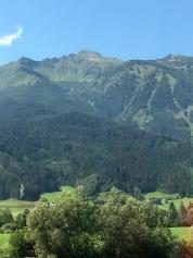 Fahrt Hohe Berge 2