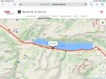 Fahrt nach Zürich 6 Walensee