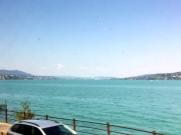 Fahrt nach Zürich 8 Zurisee 2