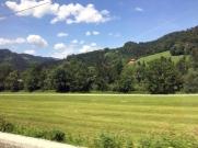 Fahrt vor Graz 1