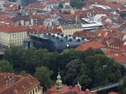 Graz Schloss Panorama 2